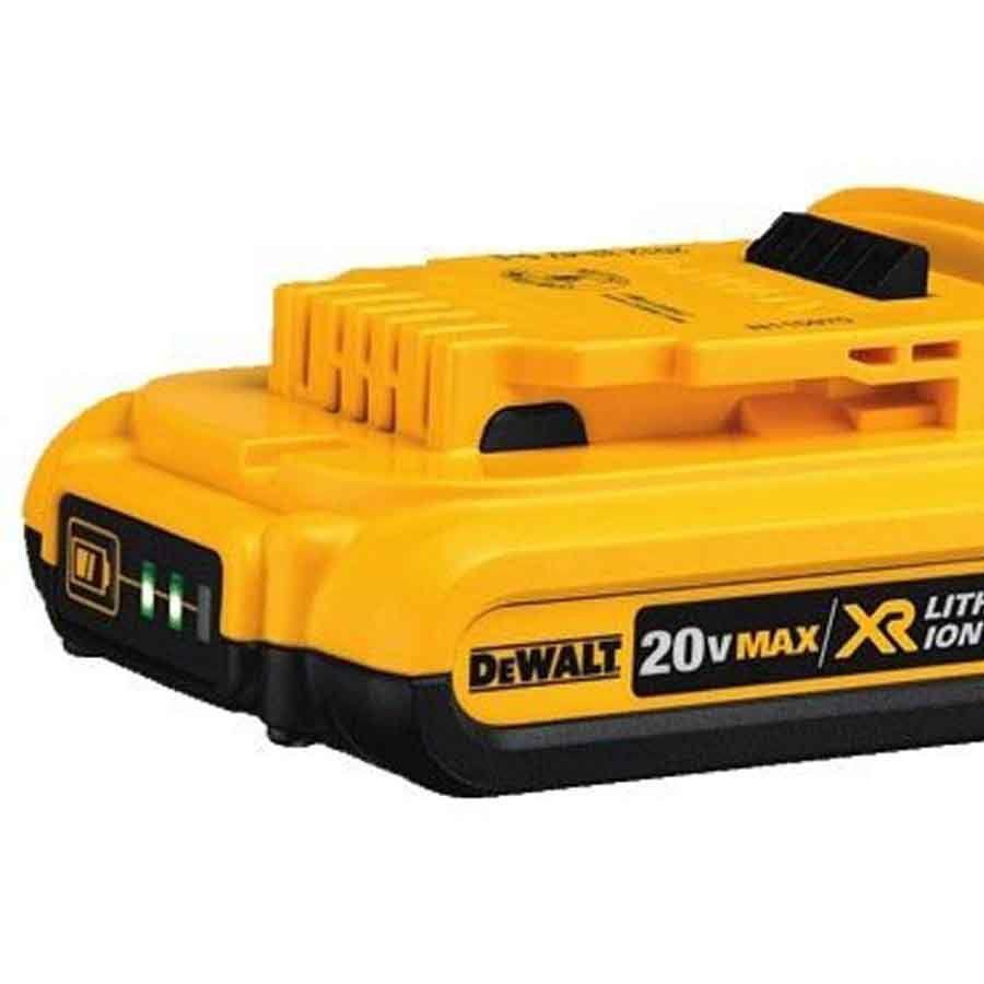 Bateria De Íons Lition 20v Max Xr 2.0ah - Dcb203-b3 Dewalt