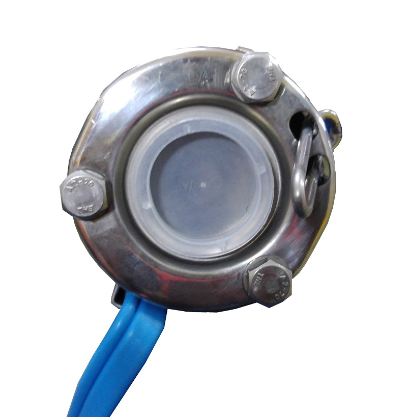 "BOMBA SUBMERSA INOX 4"" 1,5CV COM PAINEL 16007224 SOMAR"
