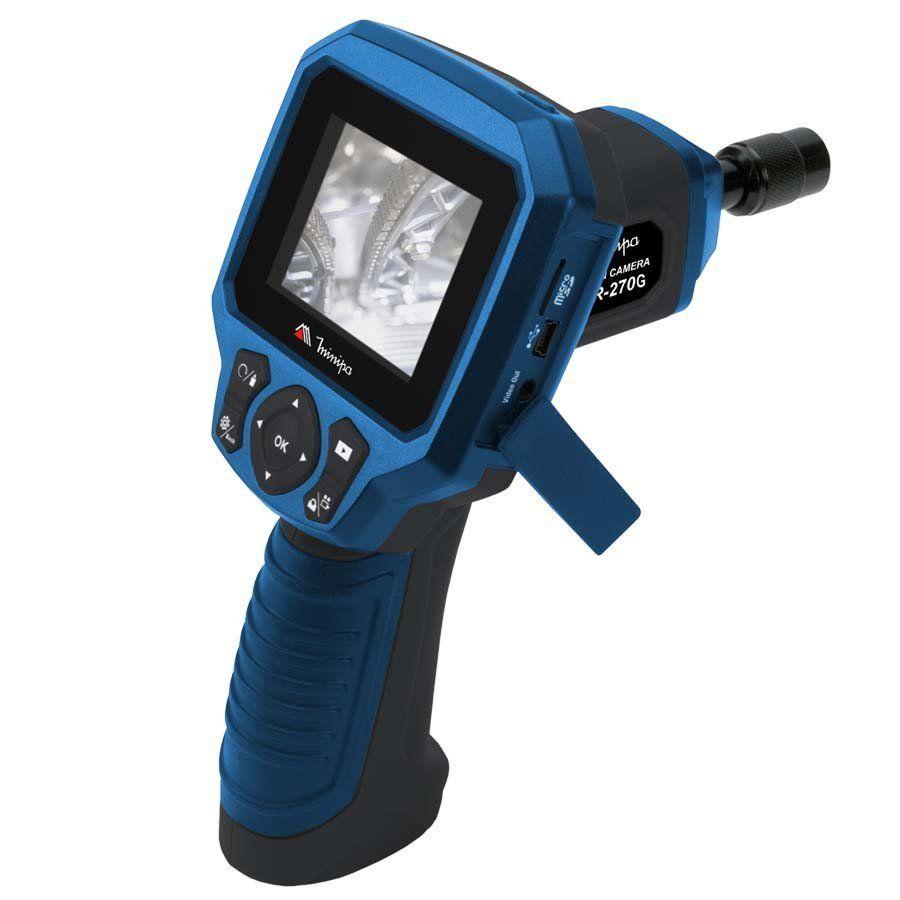 Boroscopio Profissional Com Câmera Minipa - MBR-270G