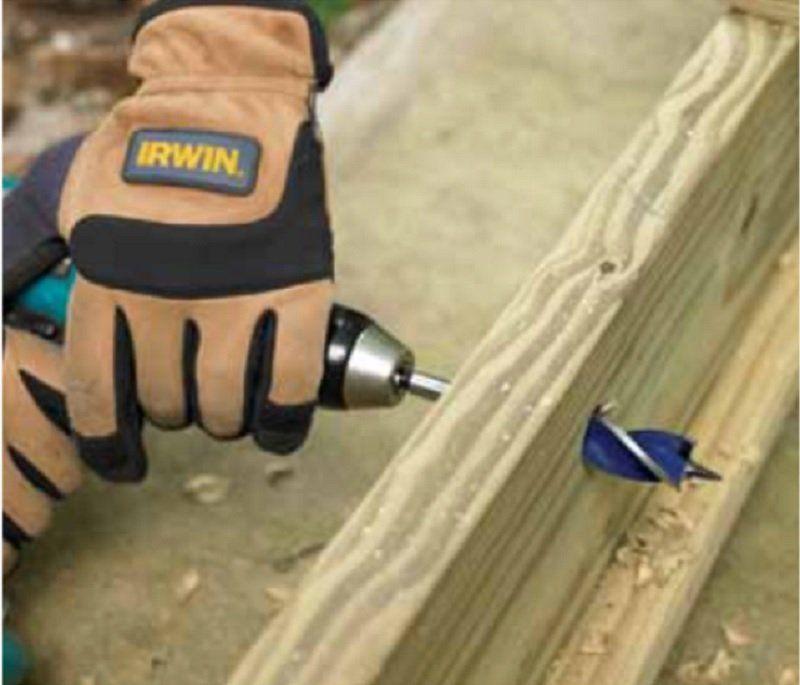 Broca Para MADEIRA 19mm Irwin Speedbor Max Wood  3/4 - Iw14330