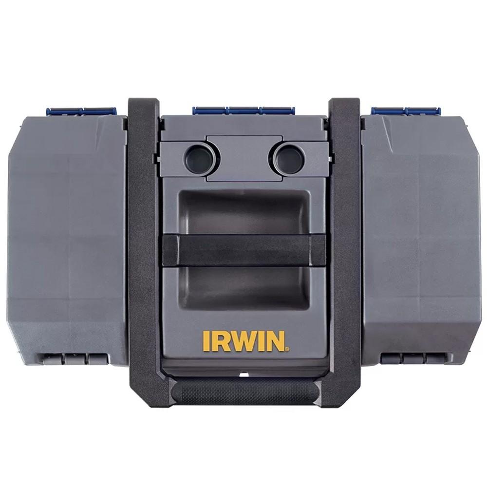CAIXA DE FERRAMENTAS MONOBLOCO 35 KG COM RODAS - IWST18800-LA IRWIN