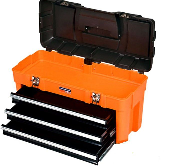 Caixa Para Ferramentas Profibox 31 Pcs 44941-031 Tramontina