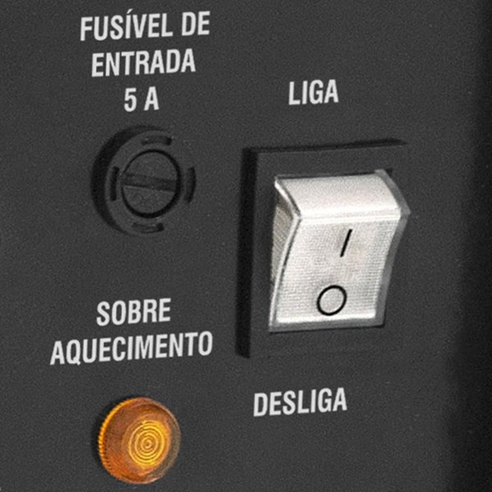 CARREGADOR DE BATERIA 220V - CBV1600  VONDER