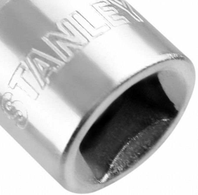 CHAVE SOQUETE HEXAGONAL LONGO 1/2´´ 7MM STANLEY