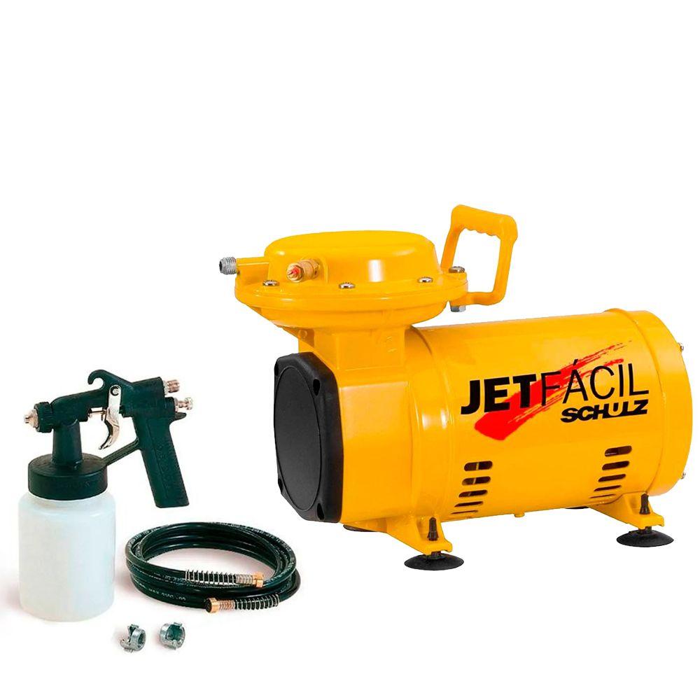 COMPRESSOR DE AR DIRETO JETFACIL 250W - 920.1115-0 SCHULZ
