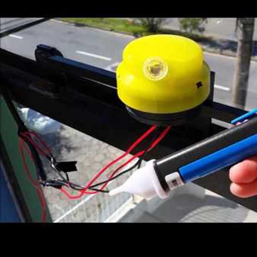 Detector de Tensão EZ ALERT II E Testador de Tensão EZ TEST II - Minipa