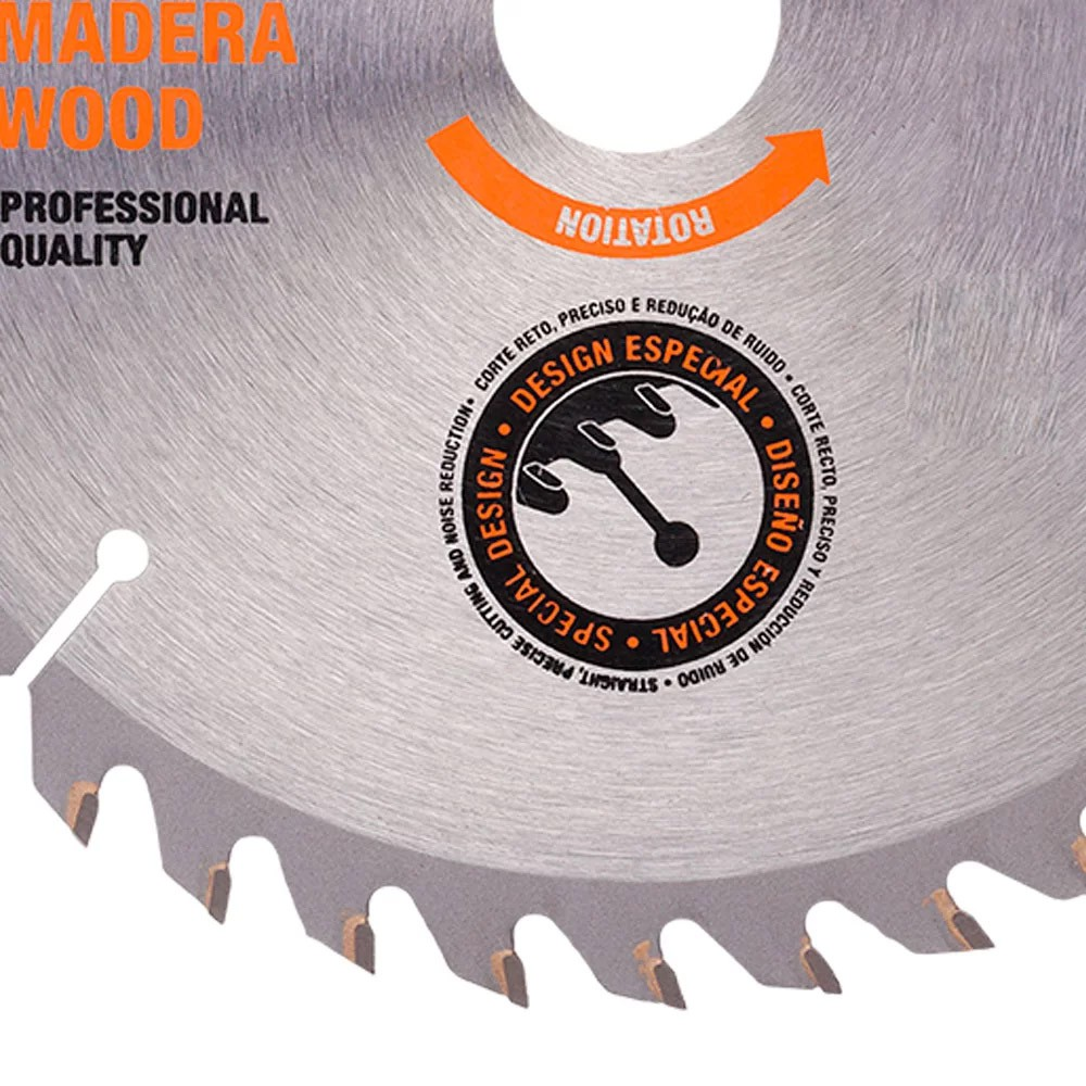 DISCO DE SERRA PARA MADEIRA 7/14 24 DENTES - 807024L LUFKIN
