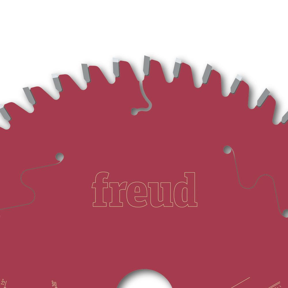 DISCO DE SERRA CIRCULAR PARA MDF E MDP 165 MM COM 45 DENTES - FR07L001H FREUD