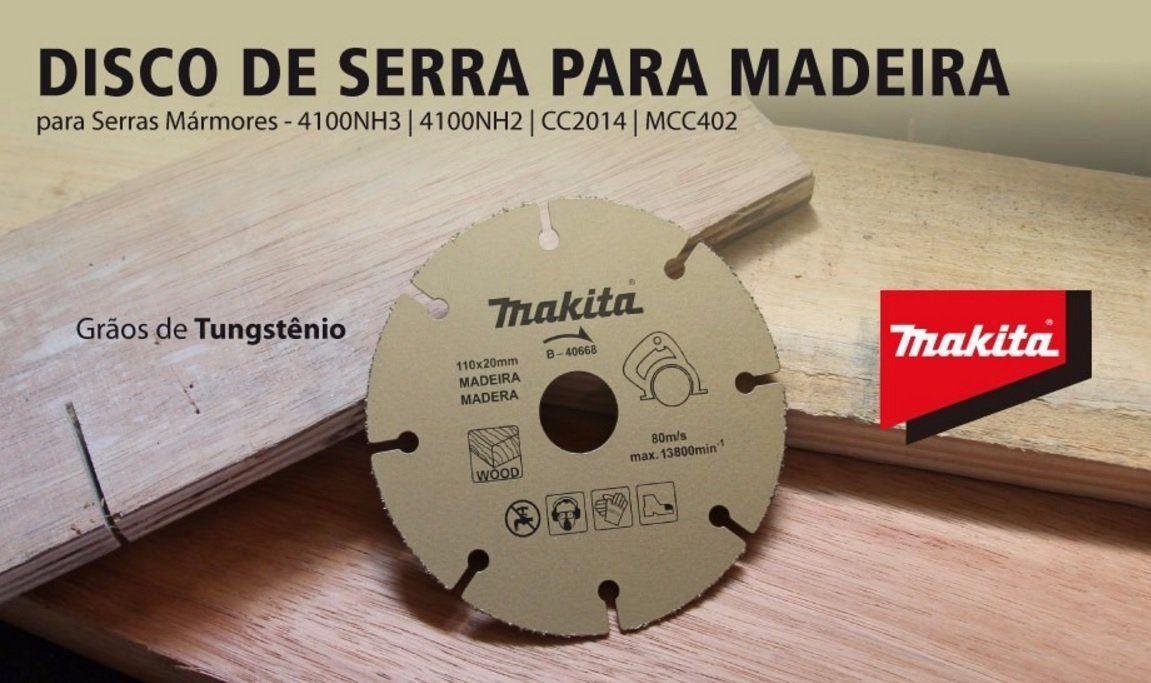 DISCO DE SERRA PARA MADEIRA C/ GRAÕS SERRA MARMORE