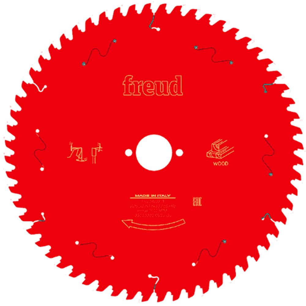 DISCO SERRA CIRCULAR MADEIRA 250MM 60 DENTES - FR23W003T FREUD
