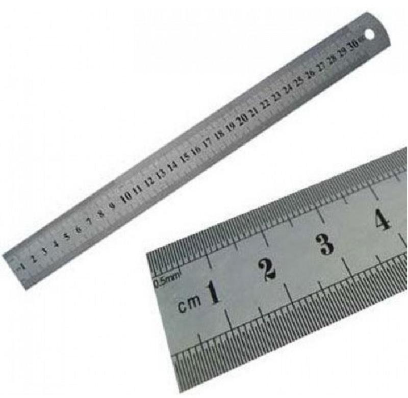 Escala De Aço 1,5m - 3561150000 Vonder