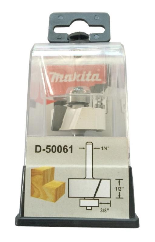 """Fresa de Borda 1/4"""" D-50061 Makita"""