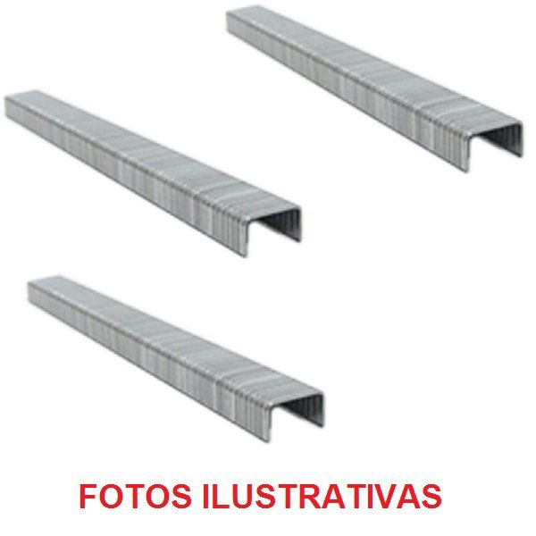 "GRAMPOS P/ TRABALHO PESADO 1/4"" 6MM TRA704T 1000PC STANLEY"