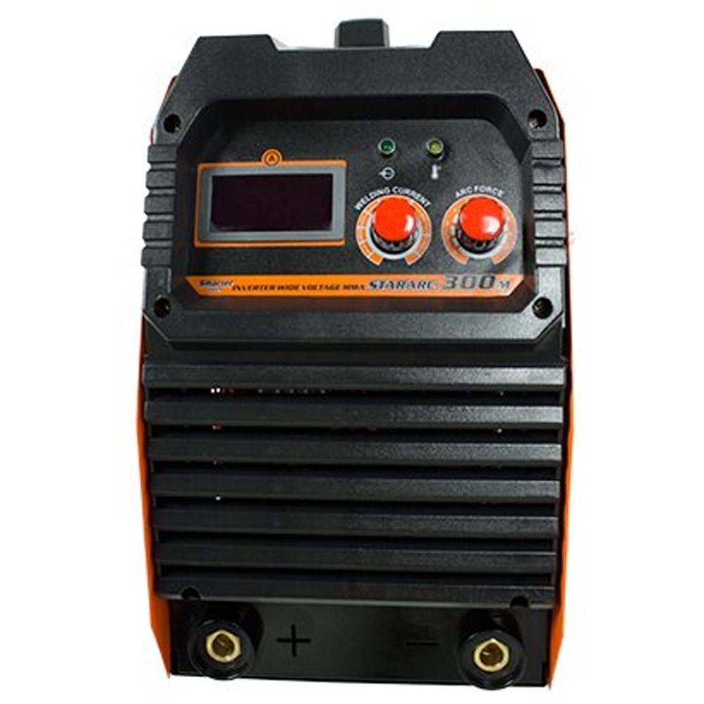 INVERSORA DE SOLDA 275A TIG -  STARARC-300M SMARTER