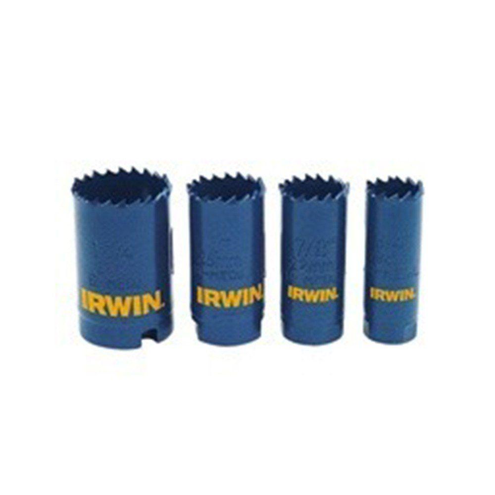 Jogo De Serra Copo Irwin 11 Peças Bi-metal Da 30mm A 114mm