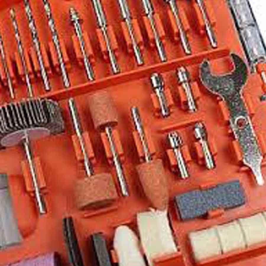 JOGO PARA MICRO-RETIFICA 175 PEÇAS - Bda3037 Black E Decker