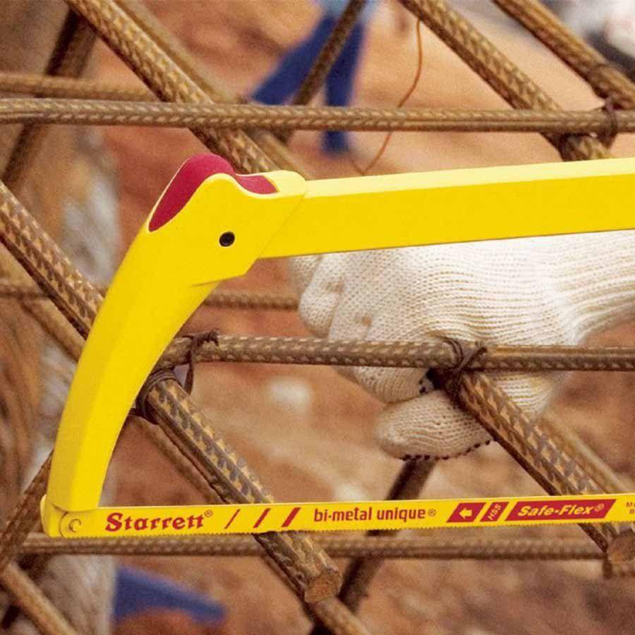 Kit com 15 unidades de Lamina de Serra Bimetal Starret - BS1218