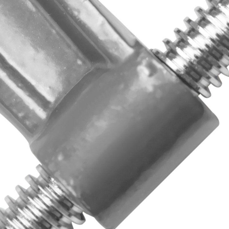 Kit Com 2 Grampos Tipo C De 5 Pol. 83-505 Stanley