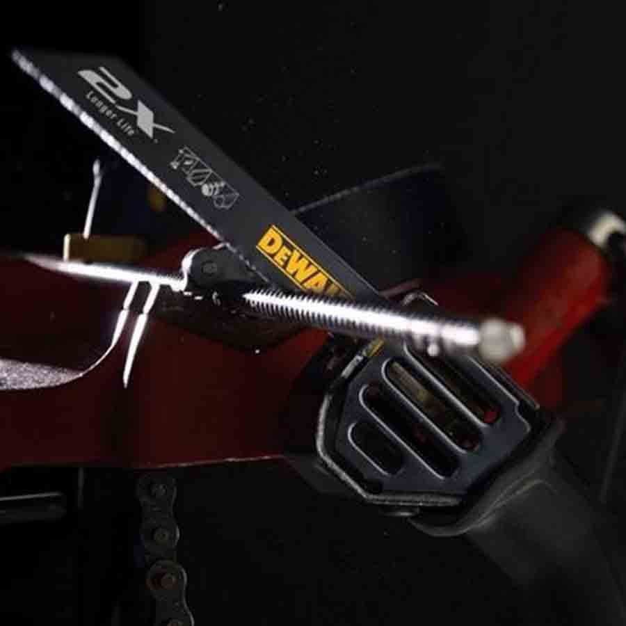 Kit Com 5 Laminas 2x Serra Sabre 1214/18dpp - Dwa41812 - Dewalt
