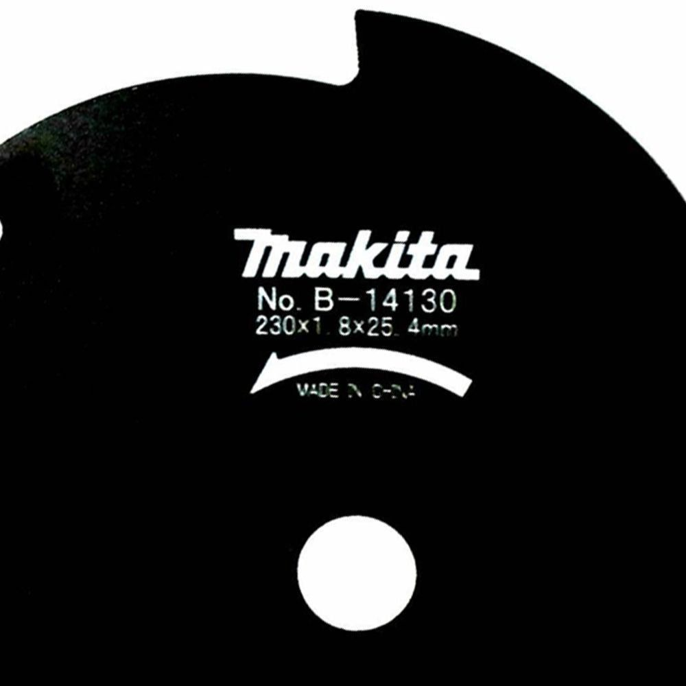 "LAMINA DE SERRA PARA ROÇADEIRA 230MM 9"" - MAKITA B-14130"