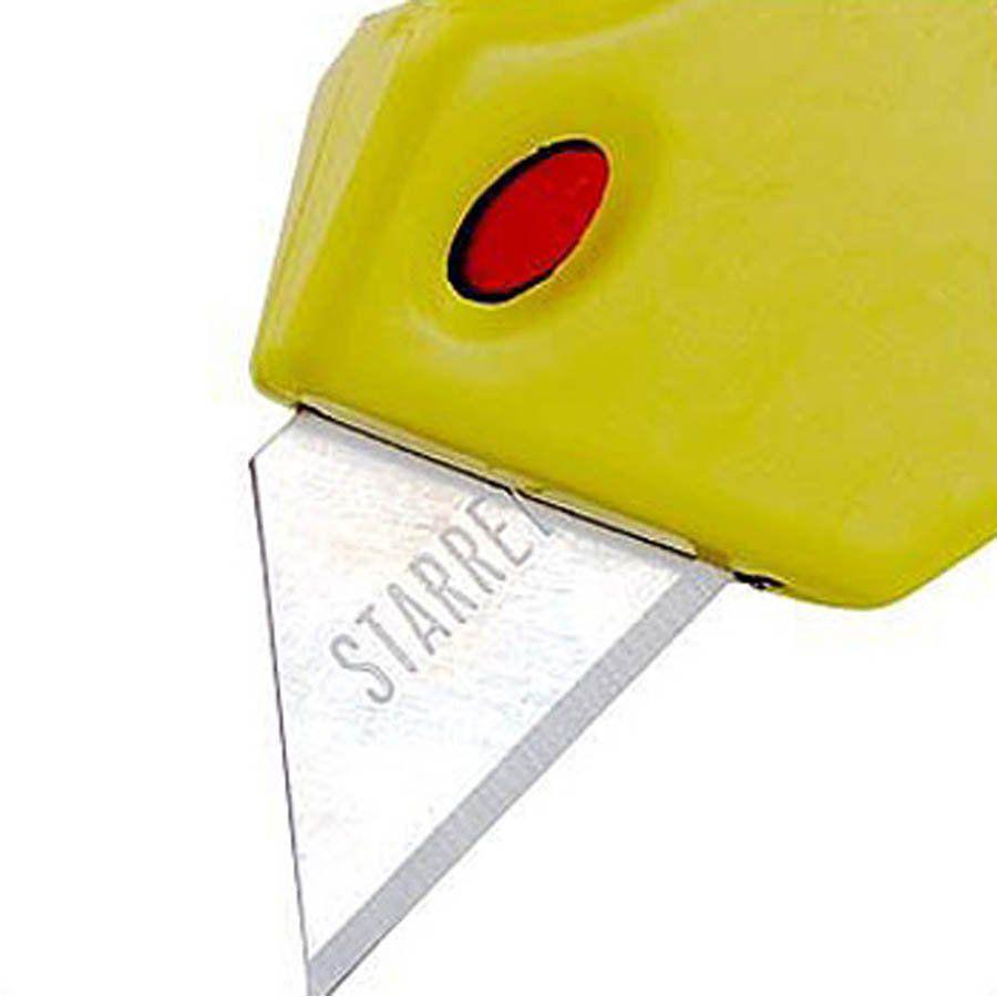 LAMINA TRAPEZOIDAL P/ ESTILETE STARRETT - KS01R