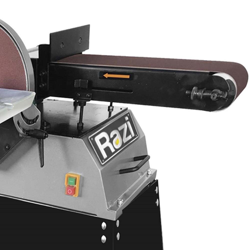 LIXADEIRA FITA 1200 150MM 1CV - LX1220MN RAZI