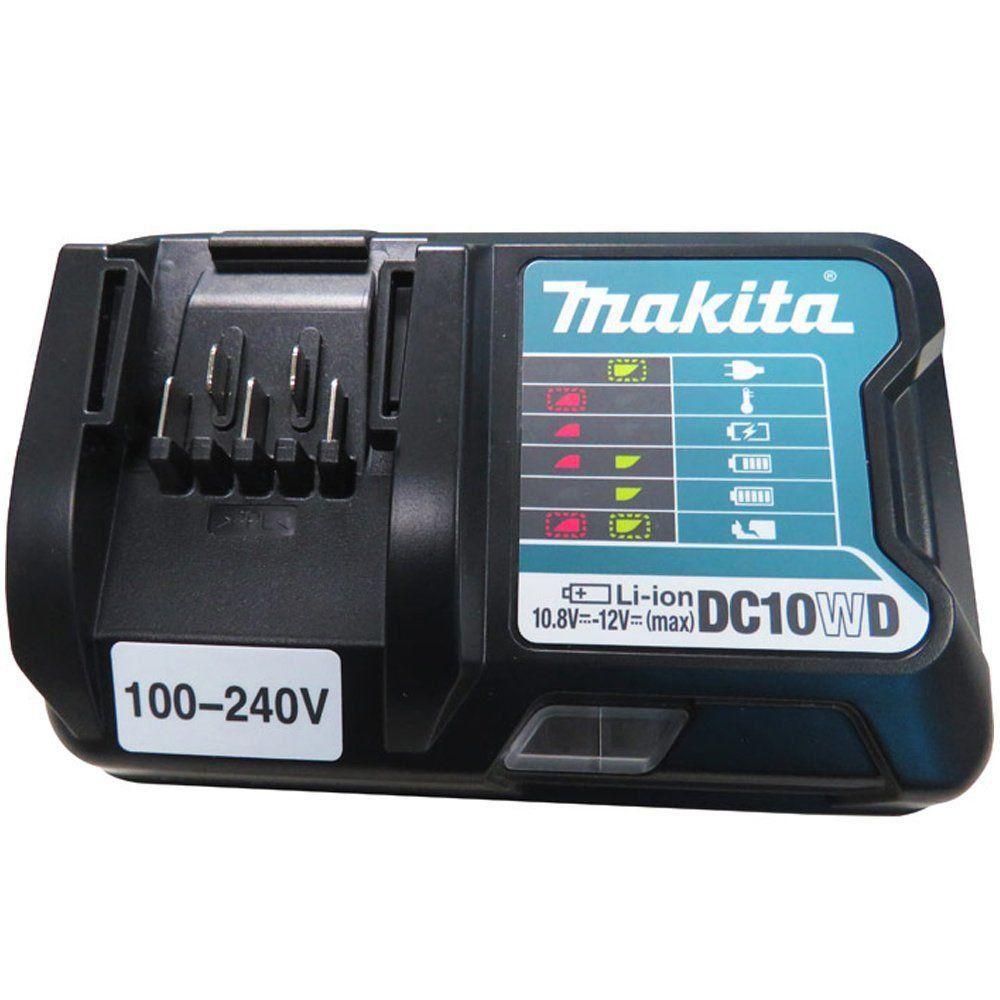MARTELETE ROTATIVO À BATERIA - MAKITA HR166DWAX1