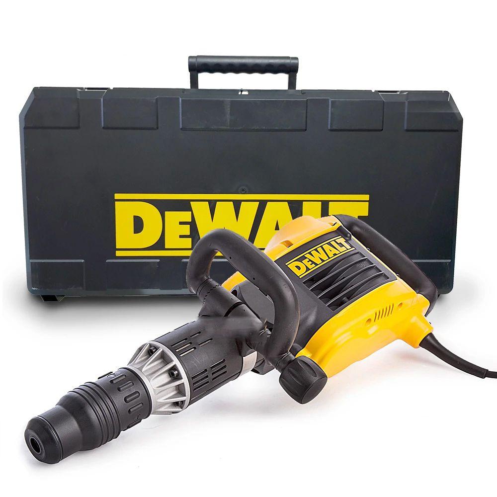 MARTELO DEMOLIDOR 1.500W SDS-MAX - D25899K DEWALT