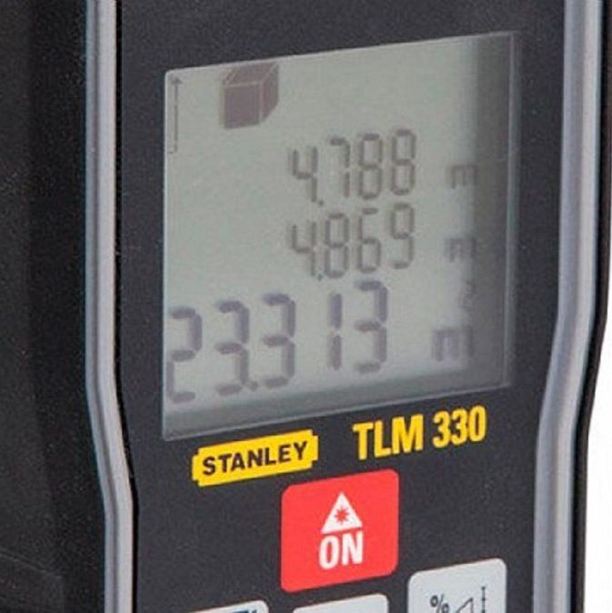 MEDIDOR LASER TLM330100MT STHT77140LA STANLEY