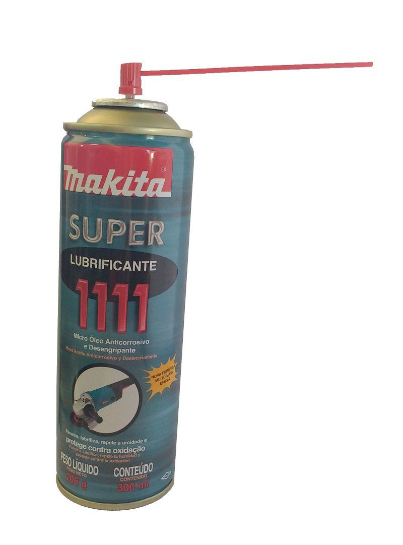 MICRO OLEO SUPER LUBRIFICANTE 300ML 004201-0  MAKITA
