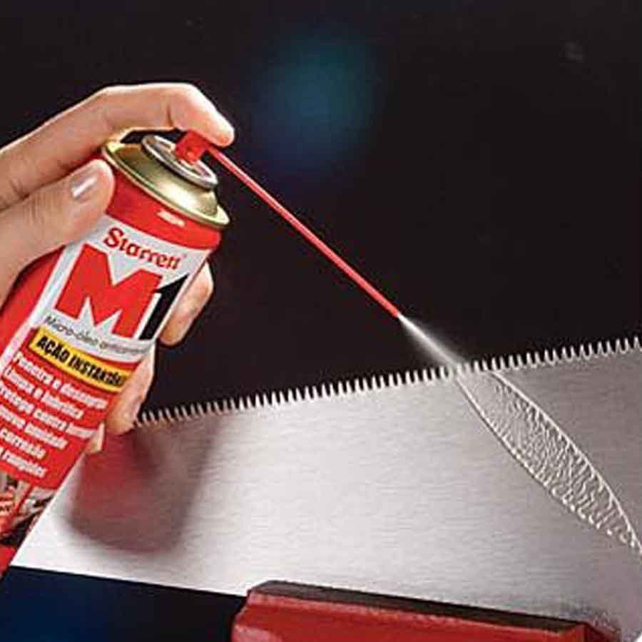 Micro Óleo Anti-Corrosivo Starrett Lata Com 300ml - M1-215