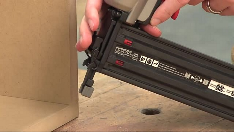 Pinador Pneumático Cap. 15 A 50 Mm - Bn200c - Porter Cable