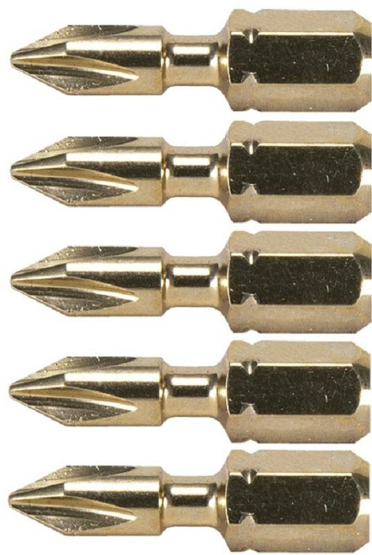PONTA BITS P/ METAL (5PCS) PH2-25MM B-28519