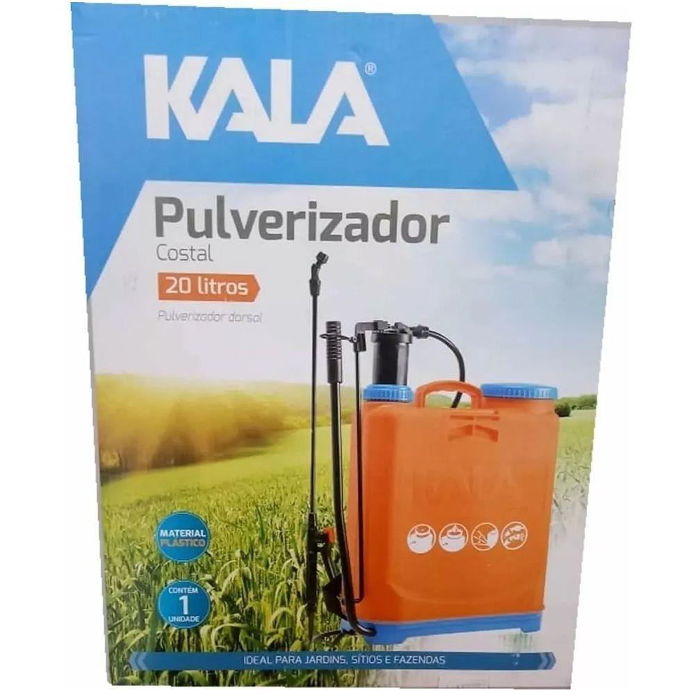 PULVERIZADOR COSTAL 20L - 334820 KALA