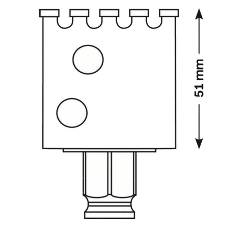 Serra Copo Diamantada Maquifer de 68mm Bosch - 2608580317