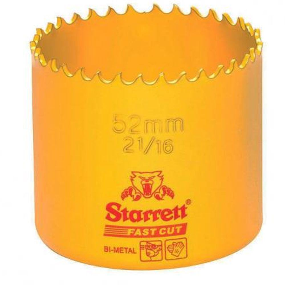 """SERRA COPO FAST CUT 2.1/16"""" (52MM) - FCH0216-G STARRETT"""