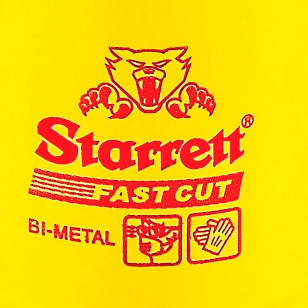 """SERRA COPO FAST CUT BI-METAL 1.1/16"""" (27MM) - FCH0116-G STARRETT"""