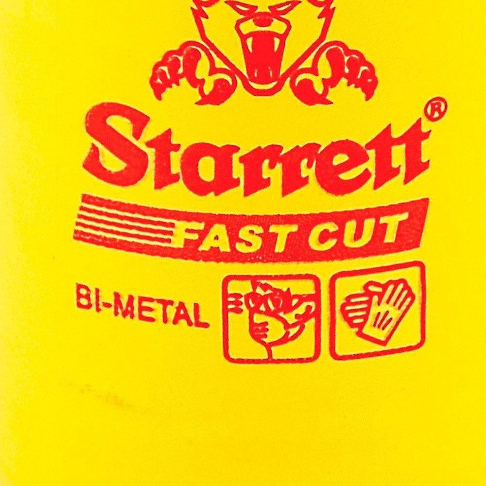 """SERRA COPO FAST CUT BI-METAL 1.3/8"""" (35MM) - STARRETT FCH0138-G"""