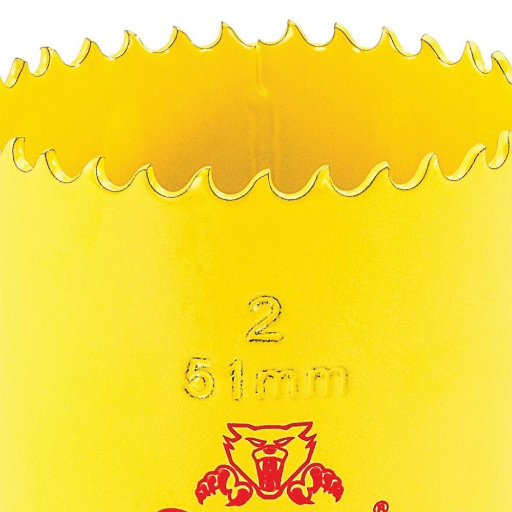 """SERRA COPO FAST CUT BI-METAL 2"""" (51MM)  STARRETT FCH0200-G"""