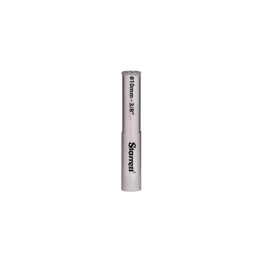 "SERRA COPO DIAMANTADA 10 MM (3/8"") - KD0010-S STARRETT"
