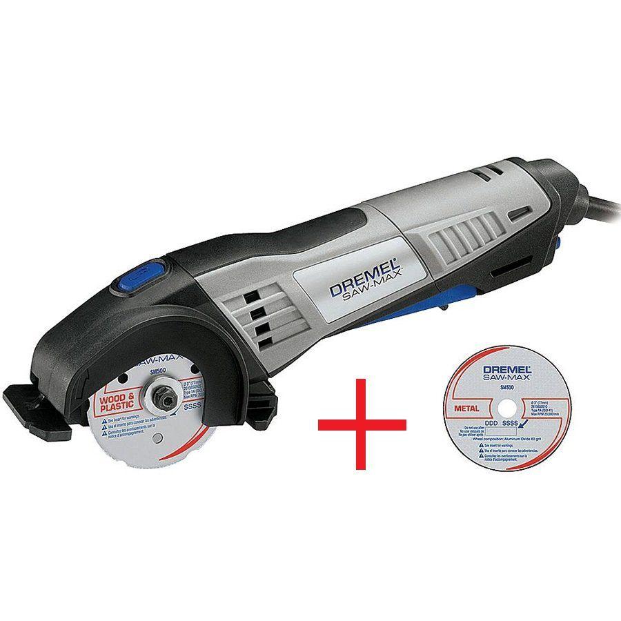 SERRA DE CORTE MULTIUSO SAW MAX 17000 RPM 710 W - DREMEL