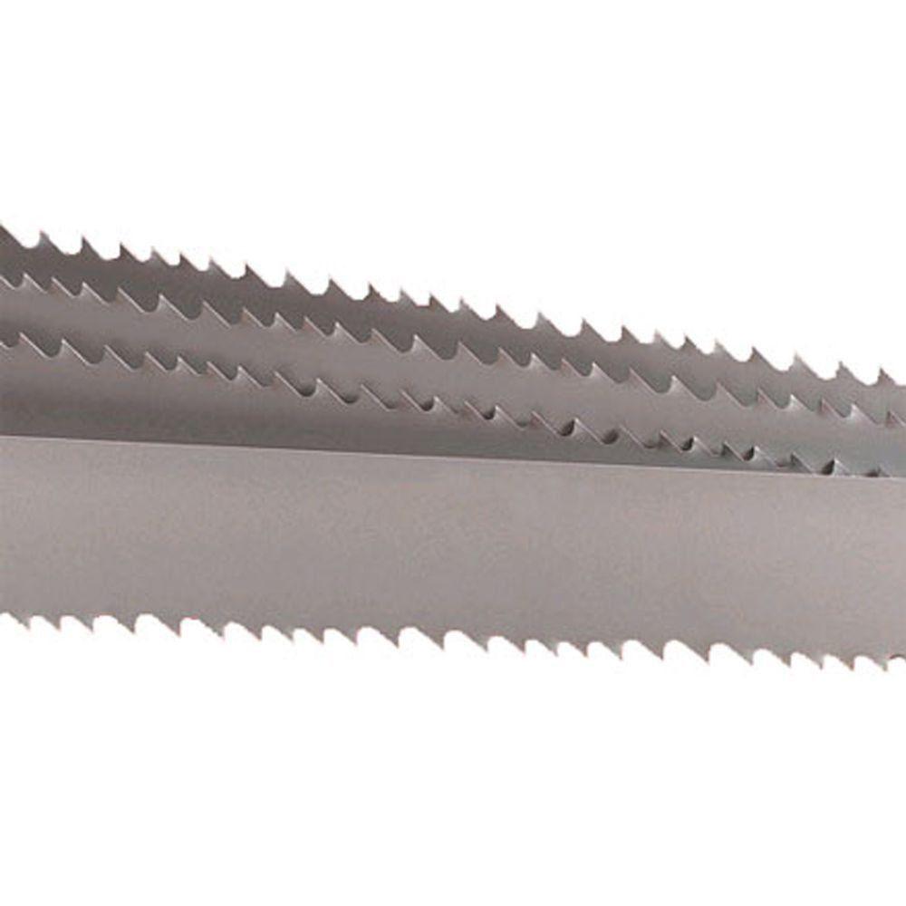 LÂMINA SERRA DE FITA BIMETAL  VERSATIX MP 4,47 M X 27 MM STARRET - VMP27x10-14/P