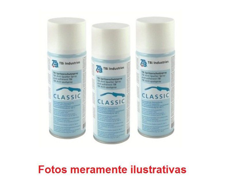 SPRAY ANTI-RESPINGO BR TBI PROTECTI ON CLASSIC 4 - 392P000077