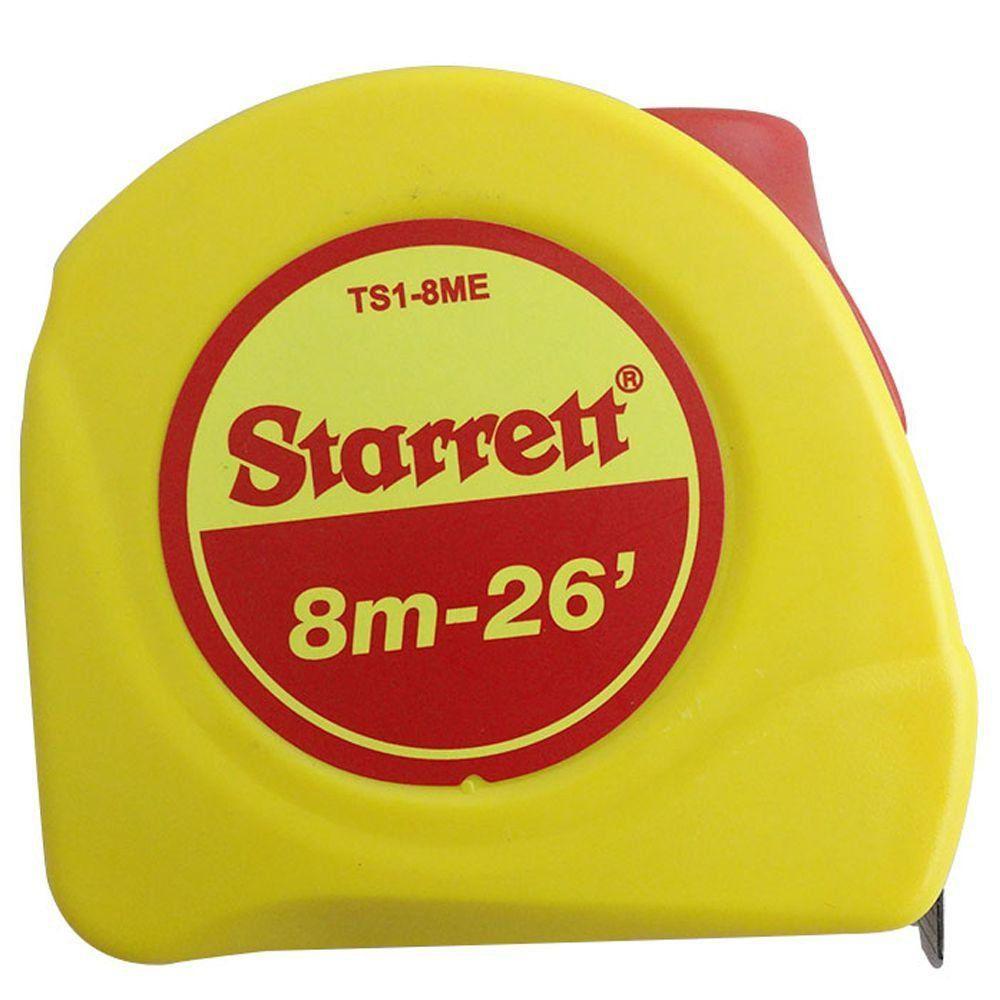 "TRENA DE BOLSO DE 8 M/26""  STARRETT - KTS1-8ME-S"
