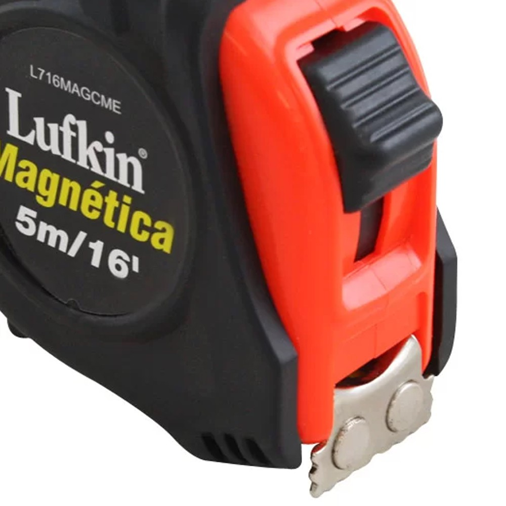 TRENA L700 MAGNETICA 5 METROS - L716MAGCME LUFKIN