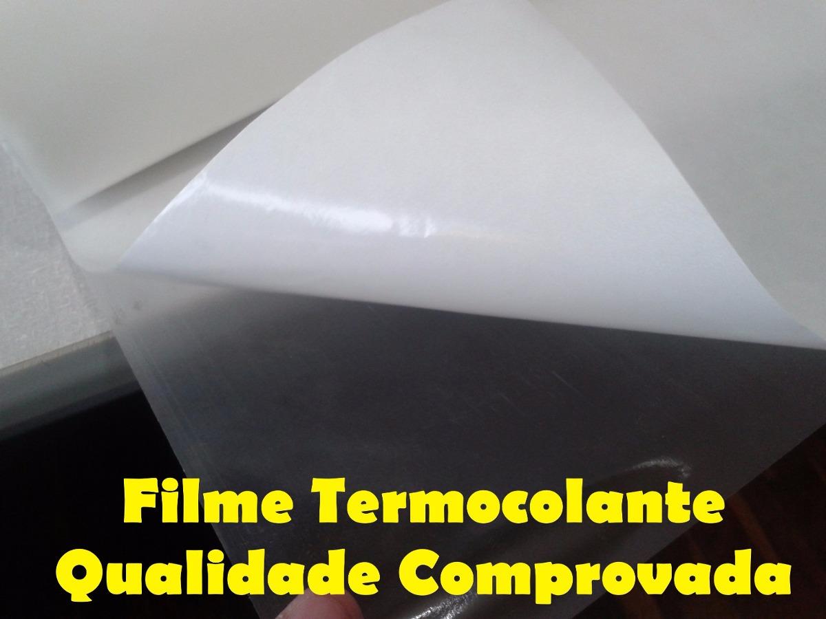 Filme Termocolante Para Patcwork E Bordados- 25 cm