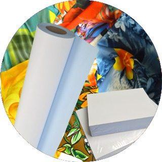 Papel Siliconado - 1 lado - 100 MTS X 50 CM