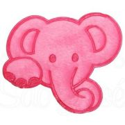 Aplique termocolante Elefante C096 -10 cm