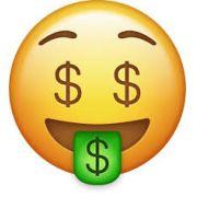 Aplique termocolante Emoji C141 -10 cm