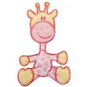Aplique termocolante Girafa C064 -10 cm